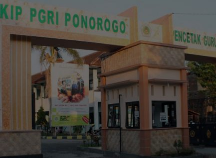 Launching Website STKIP PGRI Ponorogo 2019