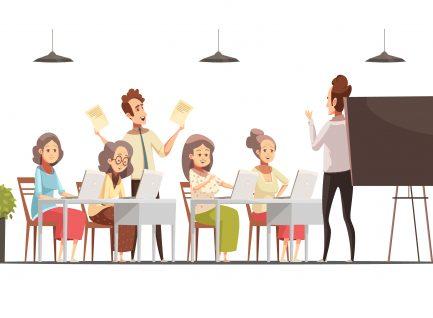 Bersenang-senang Sambil Belajar Bahasa Inggris, Liburan Ala Mahasiswa STKIP PGRI Ponorogo