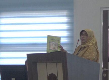 Doktor Sastra dari UNS Diraih Dosen STKIP PGRI Ponorogo