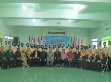 Yudisium Kampus Literasi dan Amanah Jadi Guru Pembelajar