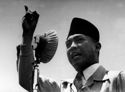 Nglaras Nasionalisme Sukarno