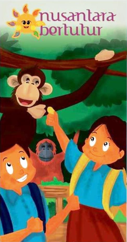 Dongeng Anak: Mengenal Spesies Primata