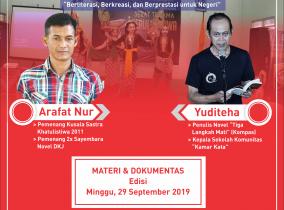 Unduh Materi dan Dokumentasi SLG 2 Minggu, 29 September 2019