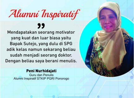 Peni Nurhidajati (Alumni Inspiratif)