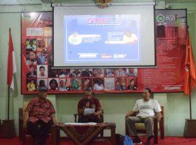 Berbagi Inspirasi Menulis di Kampus Literasi