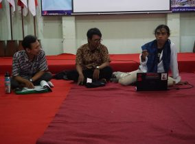 Hima Prodi Bahasa Jawa Selenggarakan Diskusi Budaya