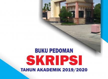 Buku Pedoman Skripsi Tahun Akademik 2019/ 2020