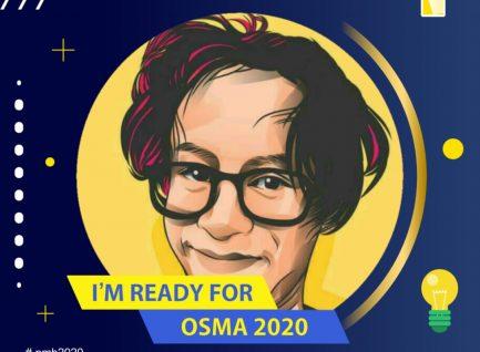 Twibbon OSMA 2020