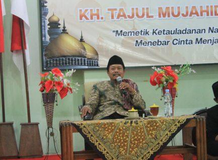 Peringatan Maulid Nabi Muhammad SAW,  Momentum Menebar Cinta dan Menjalin Ukhuwah