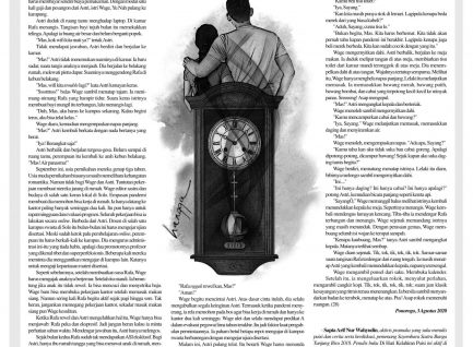 Jam Klasik yang Ritmis