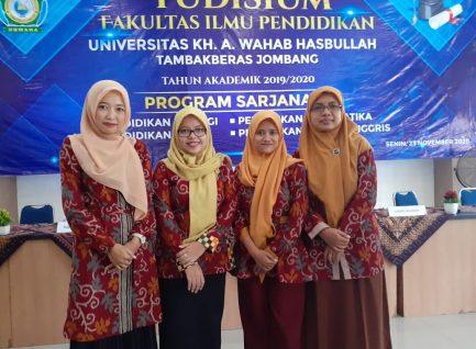 Ulfa Wulan: Alumni Inspiratif yang Jadi Dosen di Jombang