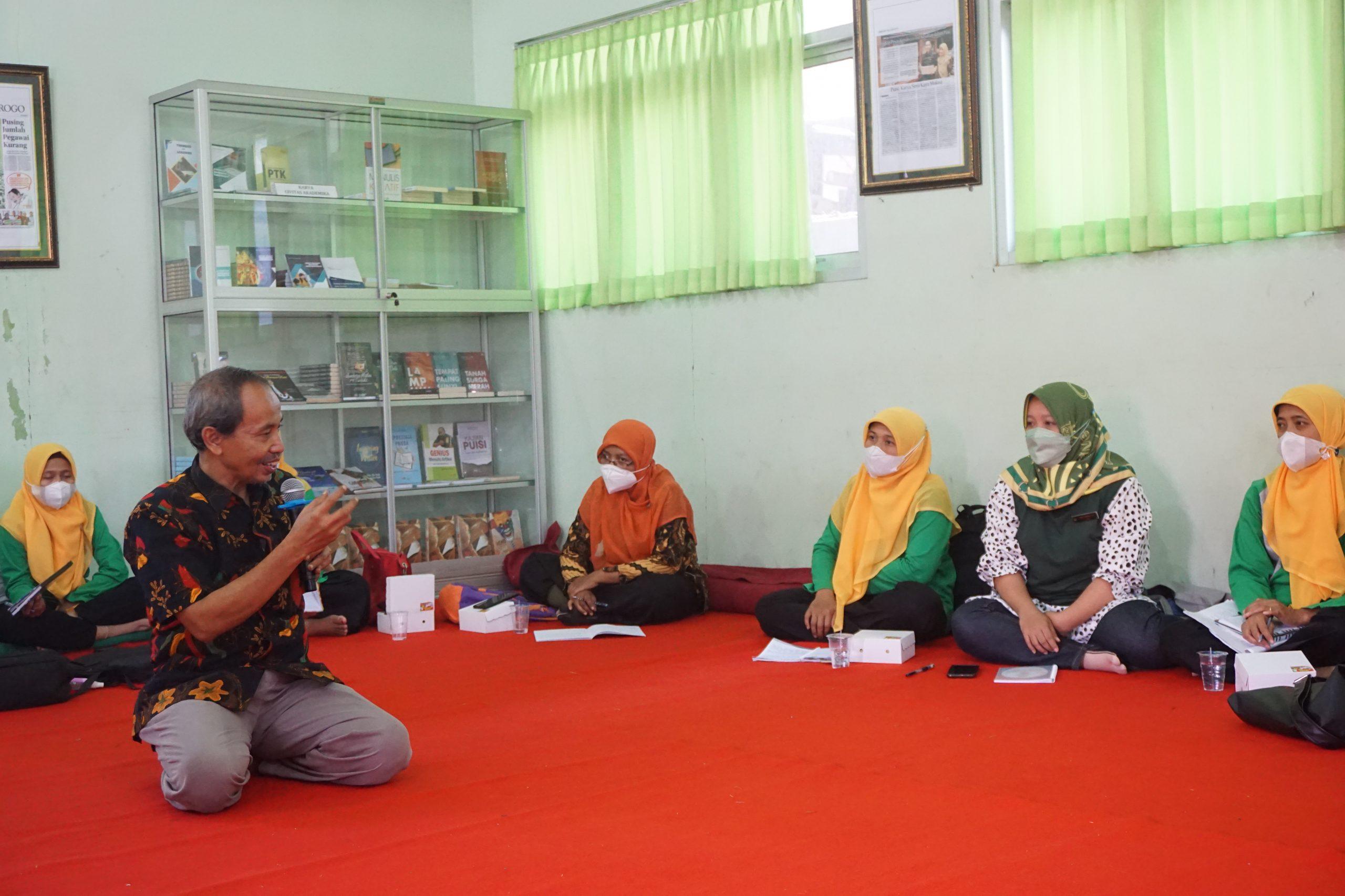 IGTKI Bersama STKIP PGRI Ponorogo Dongkrak Pembelajaran Basis Cerita Anak